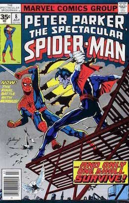 (Peter Parker, the) Spectacular Spider-Man #8 35 Cent Price Variant