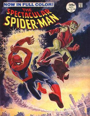 Spectacular Spider-Man #2 Value: the magazine format issue is much rarer in really great shape
