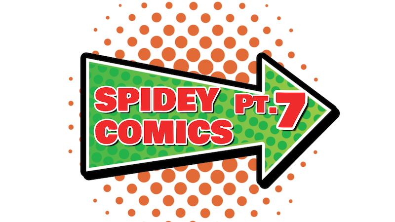 Click to see prices for Amazing Spider-Man Comic 121-129