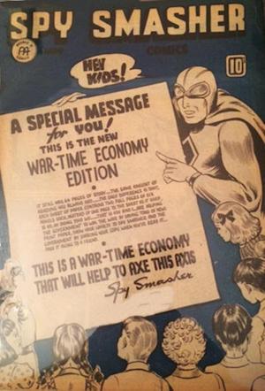 Spy Smasher comics v1 #10