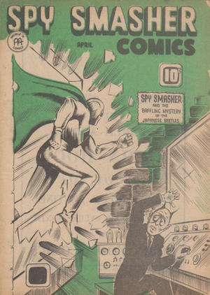 Spy Smasher comics v1 #9