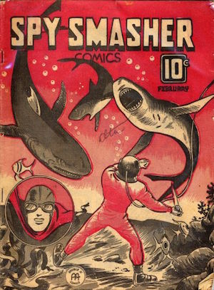 Spy Smasher comics v2 #7