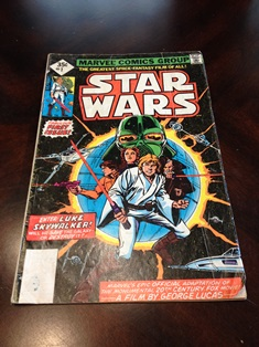 Star Wars #1, 2, 3, 13, 15 Values