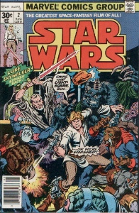 Star Wars #2 1977 UK Edition Value?
