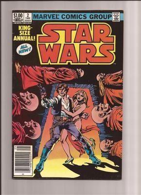Star Wars Comics Values: Annual #2
