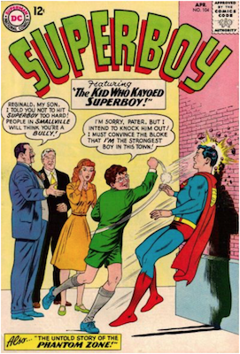 Superboy #104. Click for current values.