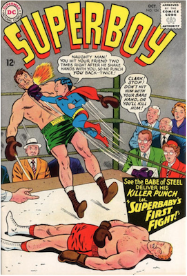 Superboy #124. Click for current values.