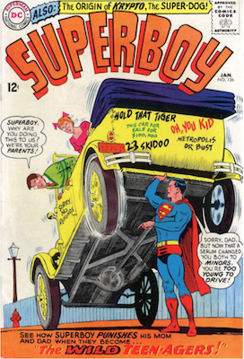 Superboy #126. Click for current values.