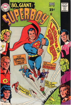 Superboy #147. Click for current values.