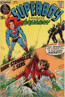 Superboy #171. Click for current values.