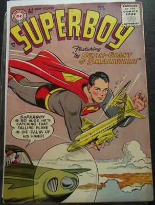 Superboy #50 Value?