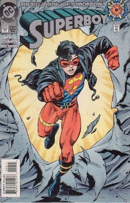 Origin and First Appearance, King Shark, Superboy (vol.4) #0, DC Comics, 1994. Click for value