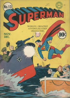 Origin and First Appearance, Jimmy Olsen, Superman #13, DC Comics, 1941. Click for value