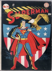 Superman comic book price guides