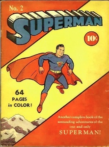 Superman Comic #2