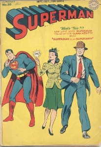 Superman Comics #30: Origin and First Appearance of Mr. Mxyztplk