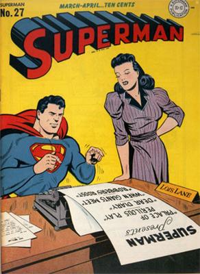 Superman #27. Click for values