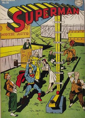 Superman #31. Click for values