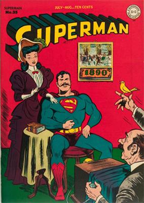 Superman #35. Click for values