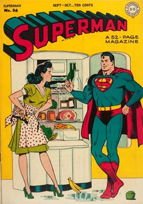 Superman #36. Click for values