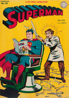 Superman #38. Click for values
