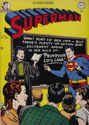 Superman #64. Click for values