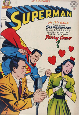 Superman comic #67. Click for values