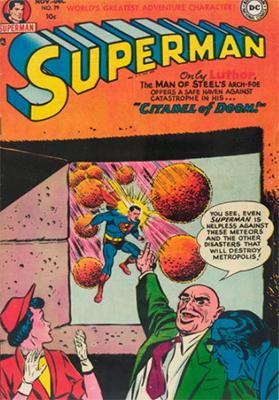 Superman #79. Click for values