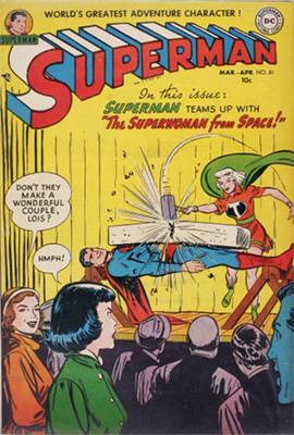 Superman #81. Click for values