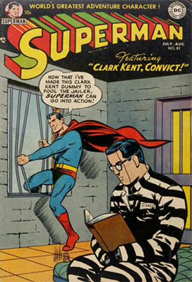 Superman #83. Click for values