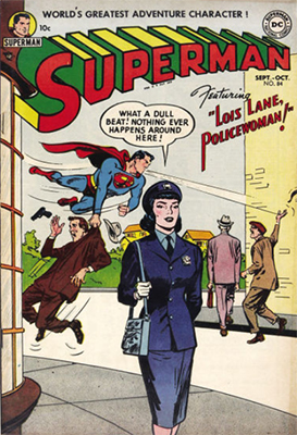 Superman comic #84. Click for value