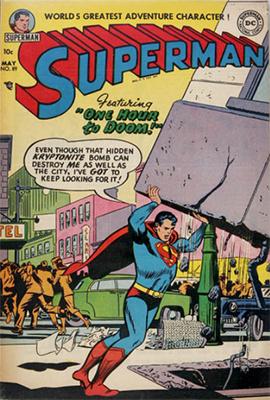 Superman comic #89. Click for values