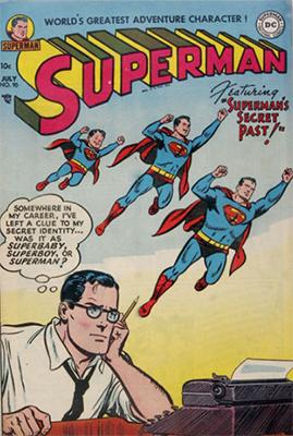 Superman #90. Click for values