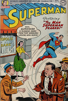 Superman #93. Click for values
