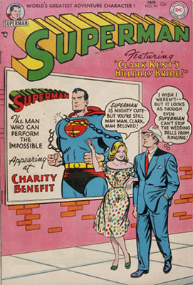 Superman #94. Click for values