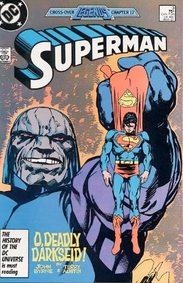 Origin and First Appearance, Amazing Grace, Superman Vol 2 #3, DC Comics 1987. Click for value