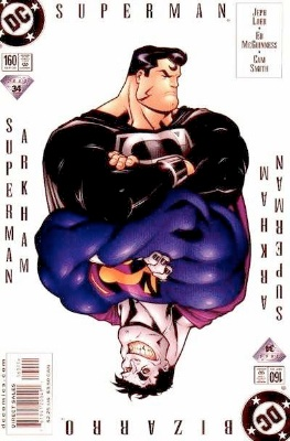 Origin and First Appearance, Scorch, Superman (vol. 2) #160, DC Comics, 2000. Click for value