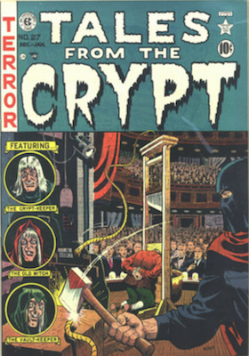 Tales from the Crypt #27. Click for current values.