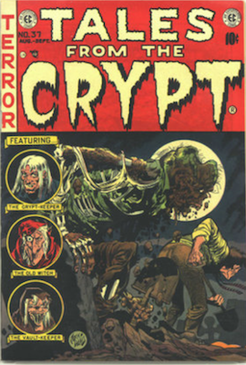 Tales from the Crypt #37. Click for current values.
