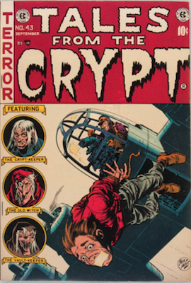 Tales from the Crypt and Crypt of Terror Comic Book Values