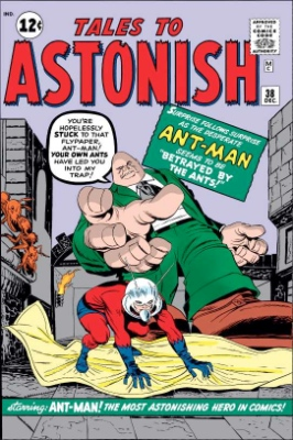 Click here to learn the current value of Tales to Astonish #38