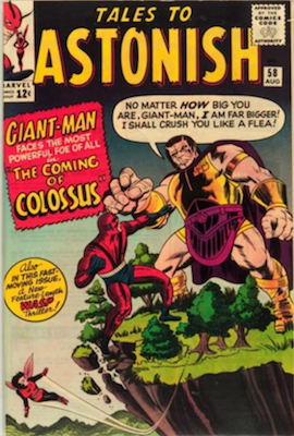 Tales to Astonish 58. Click for value