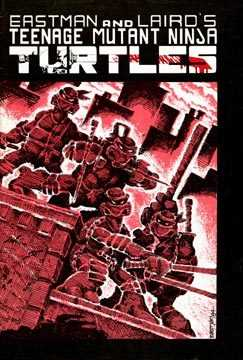 Hot Comics #63: Teenage Mutant Ninja Turtles #1, 1st Printing (Rare). Click to buy