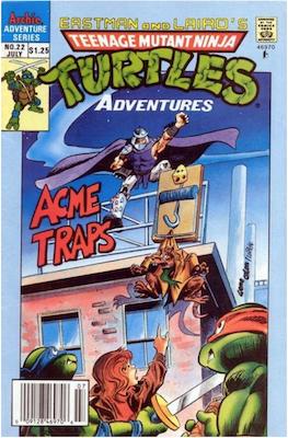 Teenage Mutant Ninja Turtles Adventures #22 (1989): Archie Publications. Click for values