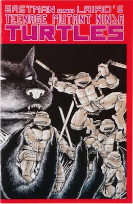 Teenage Mutant Ninja Turtles #1 (1988): Mirage Studios. Click for values
