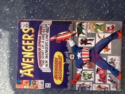 The Avengers #16 Value?