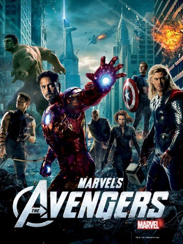 The Avengers 2012 is at #2 on our all-time best movies based on comic books list