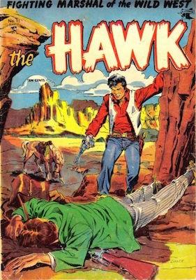 The Hawk comic #11. Click for values
