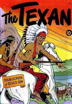 The Texan #13. Click for values