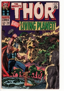 #133 Thor Marvel comics